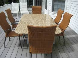 Marble Patio Table Granite Patio Table Miami By Marble Doctors Llc