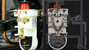 fractional compressor wiring youtube