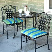 how to paint patio furniture with chalk paintar wrought iron