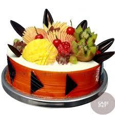 fresh fruit online fresh fruit cake birthday cakes cochin send cake to cochin