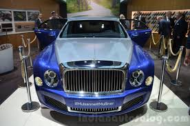 bentley modified bentley mulsanne grand limousine by mulliner geneva live