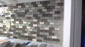 mosaic tile backsplash trim astonishing interesting kitchen photo