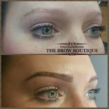 attractive and elegant eyebrow cosmetic tattoos from embellish you