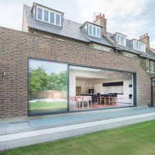 semi detached house extension ideas exterior contemporary with