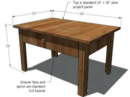 standard kitchen table height standard height of a coffee table nrhcarescom standard coffee table