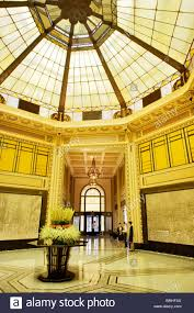 the bund shanghai china octagonal skylight in art deco 1929
