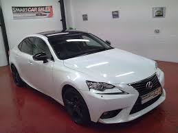 lexus white used 2015 lexus is 300h sport for sale in lancashire pistonheads