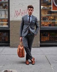 light gray suit brown shoes gray and brown menswear pinterest brown fashion menswear and