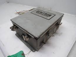 remtron rcr814 crane hoist remote control box transmitter receiver