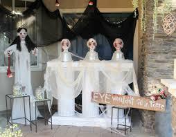 halloween porch decorating ideas idolza