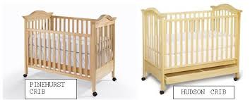 Bonavita Convertible Crib Lajobi Recalls Babi Italia Pinehurst And Bonavita Hudson Drop Side