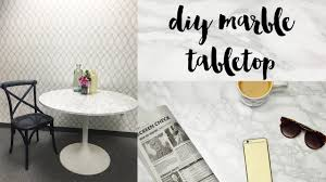 Coffee Table Cover by Use Marble Sticky Back Plastic To Cover A Table Youtube