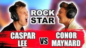 Conor Maynard Meme - post malone feat 21 savage rockstar sing off vs conor maynard