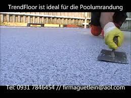 Steinteppich Bad Trendfloor Steinteppich Verlegen Steinchenboden Kieselboden Zum