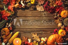thanksgiving day background image adobe stock