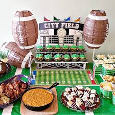 football party ideas football party ideas and crockpot lemon pepper wings recipe