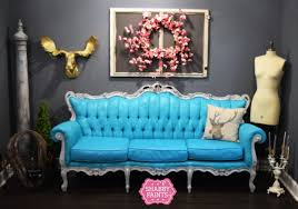 Painting Fabric Upholstery Painting Fabric With Chalk Paint Shabby Paints