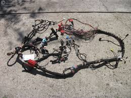 mercedes parts melbourne dashboard wiring harness complete mercedes w163 ml320 car parts