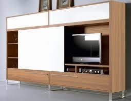 meuble tv caché acheter un meuble tv dangle idées de décoration et de mobilier