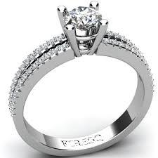 inel logodna aur alb inele de logodna cu diamante certificate international diamante ro