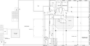 fulcrum building measurement measured drawings of existing floor plan level 2