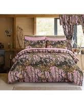 Pink Mossy Oak Comforter Set Alert Amazing Deals On Camouflage Bedding
