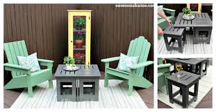 Diy Patio Coffee Table Furniture Archives Home Diy Ideas