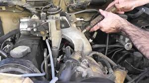 How To Replace Spark Plugs And Wires 4 Cylinder Ford Ranger