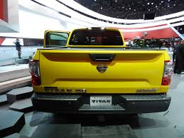 yellow nissan truck naias 2015 u2013 its all about the trucks thesupplierblog