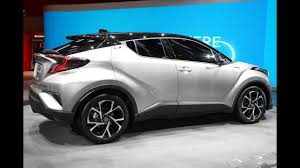toyota sport utility vehicles 2018 toyota chr suv expected launch prices detailed youtube