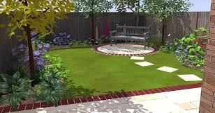 Patio Design Ideas Uk Garden Garden Landscape Design Plans For Small Gardens Planner