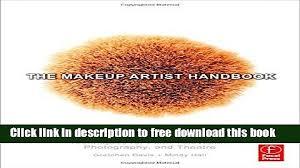 the makeup artist handbook makeup artist books pdf makeup daily
