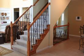 Buy A Banister Banisters U0026 Railings Custom Wood Stair Parts In St Louis St