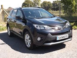 used toyota rav4 cars for sale motors co uk