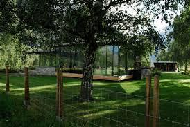 home tren design scandinavian mountain house design by log