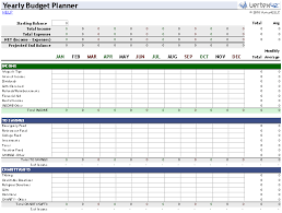 Business Budget Template Excel Free Free Management Template For Excel