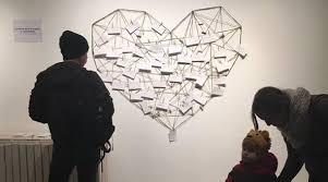 imagenes de desamor san valentin museo de las relaciones rotas organizó fiesta anti san valentín el