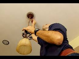 Convert Recessed Light To Pendant How To Convert A Recessed Light To A Pendant Youtube