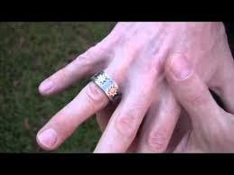 gear wedding ring kinekt gear ring review