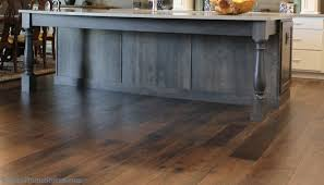Stained Hickory Cabinets Hickory Floors Archives Village Home Stores