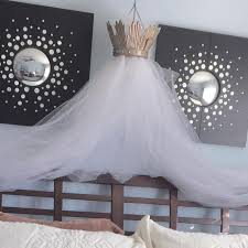 find more canopy bed crown see above headboard silver piece with