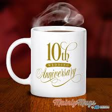 10th wedding anniversary 10th wedding anniversary aluminium wedding 10th wedding gift