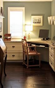 30 modern home office decor ideas in vintage style custom built in desk granite work top martha stewart arrowroot