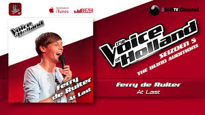De Blind Ferry De Ruiter At Last The Voice Of Holland 2014 The Blind