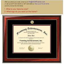 14x17 diploma frame certificate frames diploma frame graduation college