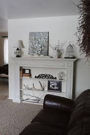 Fireplace Mantel Shelf Pictures by Best 25 Fireplace Mantle Shelf Ideas On Pinterest Distressed