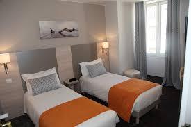 chambre lit jumeaux chambres hôtel du midi à site officiel