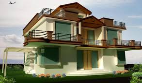 Luxury Home Architects Home Decor Luxury House Design Spanish With - 3d architect home design