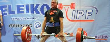 ipf international powerlifting federation ipf