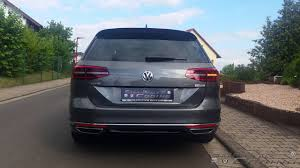 volkswagen passat rear vw passat b8 pacecar flashing lights front u0026 rear youtube
